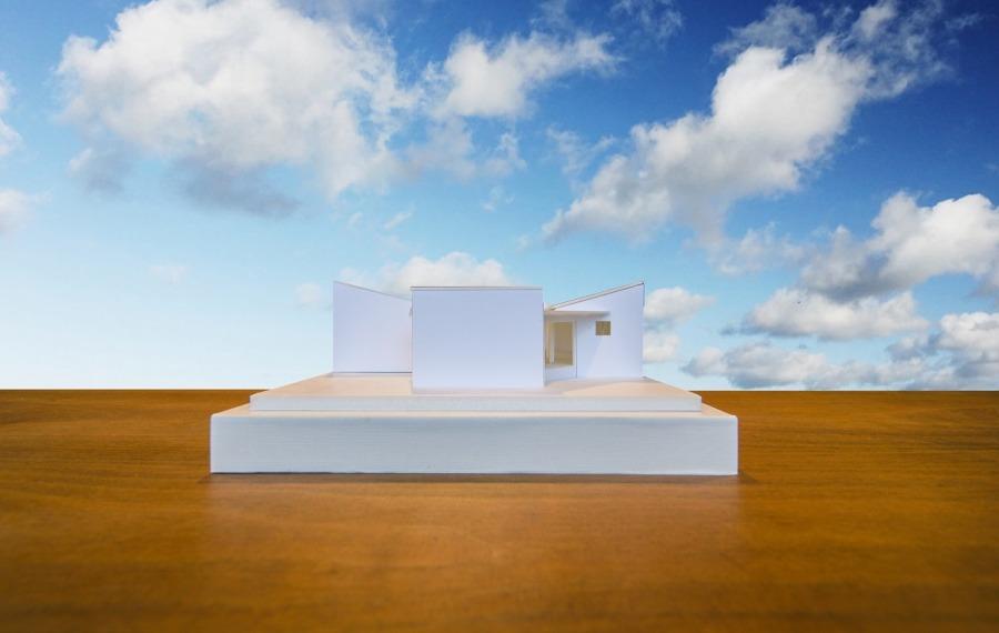 小泉邸模型のコピー